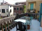 Venezia Scuola di S.Rocco Frari con terrazza - Appartamento in Affitto a Provincia di Venezia dell'agenzia immobiliare Venice Real Estate di Venezia